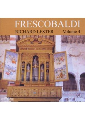 Frescobaldi, Vol. 4 (Music CD)