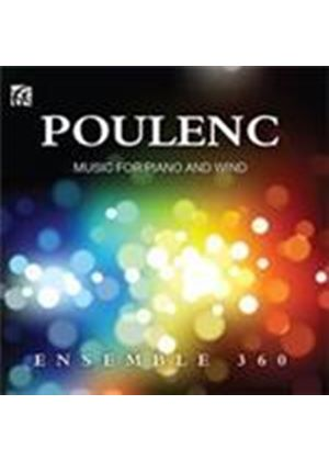 Poulenc: Piano and Wind Works (Music CD)