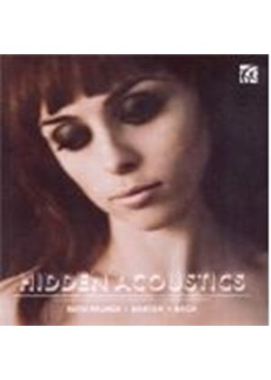 Hidden Acoustics (Music CD)