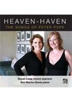 Pope - Heaven-Haven (Music CD)