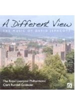 Different View: The Music of David Jephcott (Music CD)