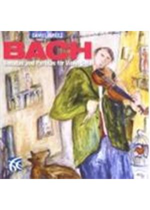 Bach: Sonatas and Partitas for Violin Solo (Music CD)
