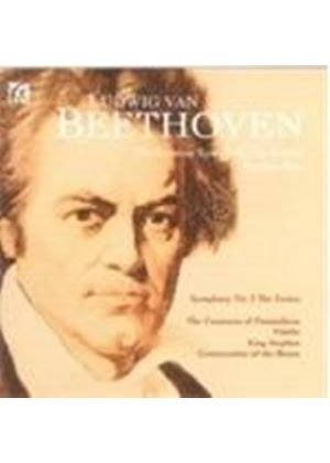 Beethoven: Symphony No. 3 (Music CD)