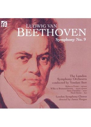 Beethoven: Symphony No. 9 (Music CD)