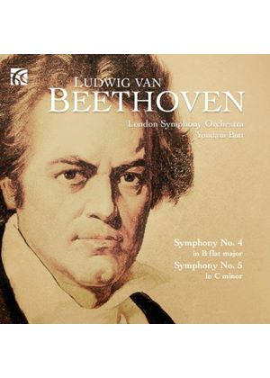Beethoven: Symphonies Nos. 4 & 5 (Music CD)