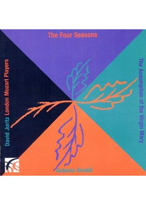Vivaldi: The Four Seasons (Music CD)