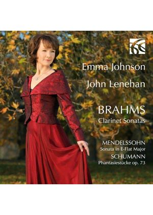 Brahms: Clarinet Sonatas (Music CD)
