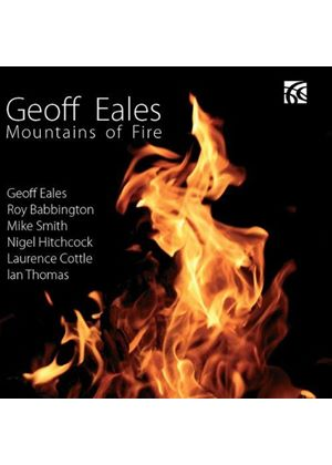 Geoffrey Eales - Mountains of Fire (Music CD)