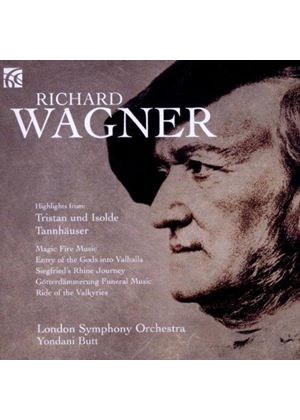 Wagner: Orchestral Works (Music CD)