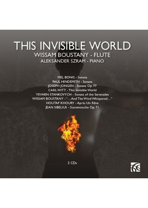 This Invisible World (Music CD)