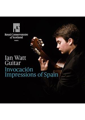 Invocatión: Impressions of Spain (Music CD)