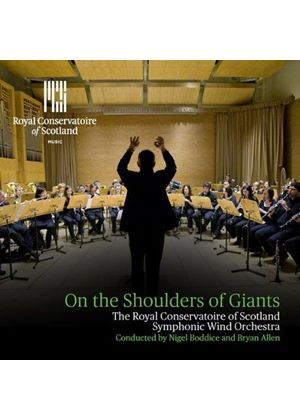 On the Shoulders of Giants (Music CD)