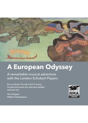 European Odyssey (Music CD)