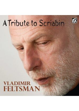 Tribute to Scriabin (Music CD)