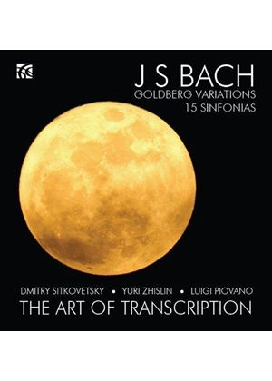 Art of Transcription (Music CD)