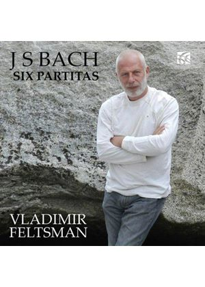 Bach: Six Partitas (Music CD)