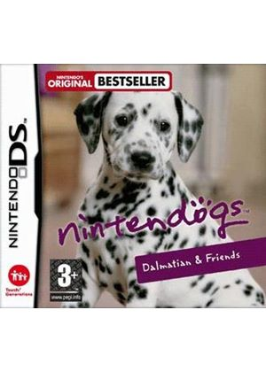 Nintendogs Dalmatian & Friends (Nintendo DS)
