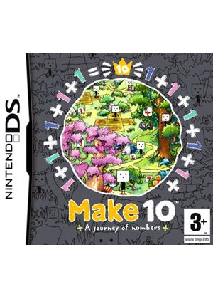 Make 10: A Journey of Numbers (Nintendo DS)