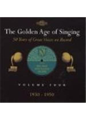 Golden Age of Singing (The)