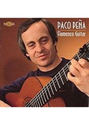 Paco Pena - Flamenco Guitar (Music CD)