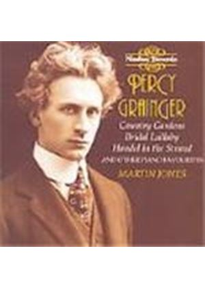 Grainger: Piano Works
