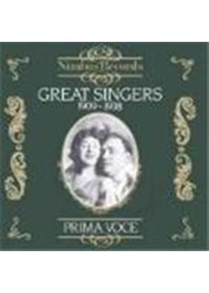 Great Singers, Vol.1