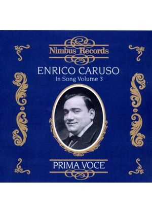 Enrico Caruso - IN SONG VOL.3