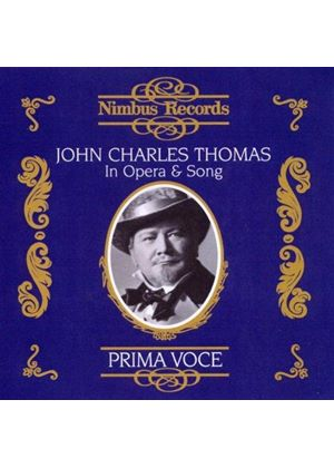 John Charles Thomas in Opera & Song