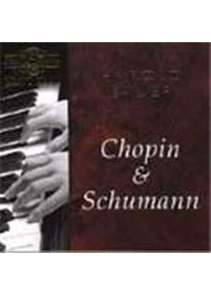 Harold Bauer plays Chopin and Schumann