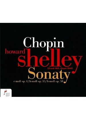 Chopin: Sonaty (Music CD)