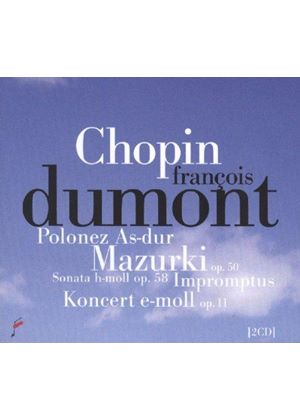 Chopin: Works for Piano; Concerto in E minor Op. 11 (Music CD)