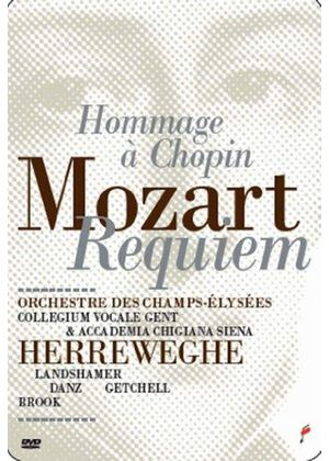Mozart: Requiem [Video] (Music CD)