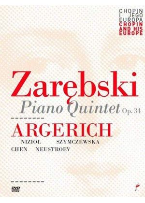 Zarebski: Piano Quintet (Music CD)
