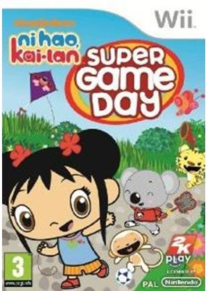 Ni Hao Kai Lan: Super Game Day (Wii)