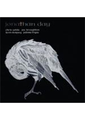 Day, Jonathan - Carved In Bone (Music CD)