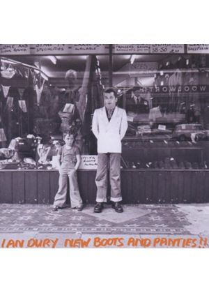 Ian Dury - New Boots And Panties!! (Music CD)