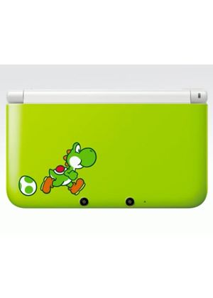 Yoshi Limited Edition 3DS XL (Nintendo 3DS Console)