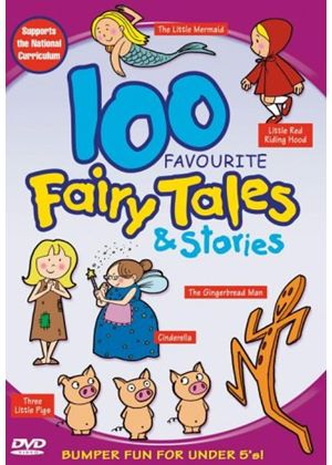 100 Favourite Favourite Fairy Tales and Stories