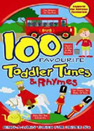 100 Favourite Toddler Tunes (Animated)