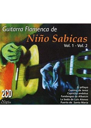 Nino Sabicas - Guitarra Flamenca de ... (Music CD)