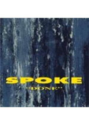 Spoke - Done (Music CD)