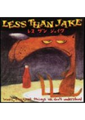 Less Than Jake - Losers, Kings & Things We Dont Understand (Music CD)