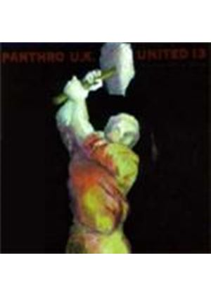 Panthro UK United 13 - Sound Of A Gun (Music CD)