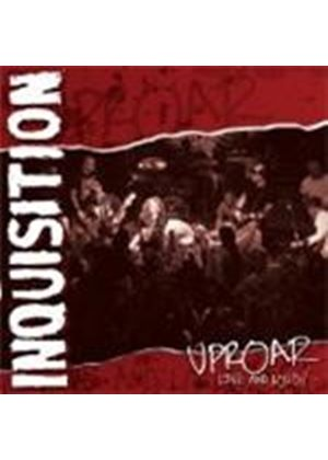 Inquisition - Uproar: Live And Loud [CD And DVD]