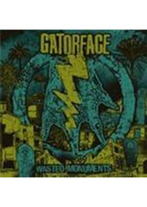 Gatorface - Wasted Monuments (Music CD)