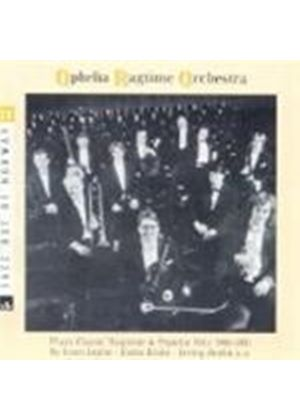 Ophelia Ragtime Orchestra - Plays Classic Ragtime