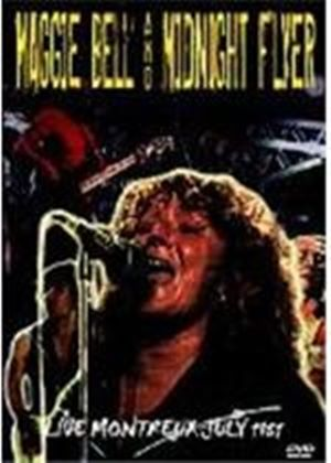 Maggie Bell And Midnight Flyer Live Montreaux 1981