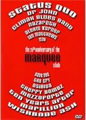 Marquee Club - 25Th Anniversary