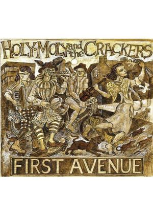Crackers (The) - First Avenue (Music CD)