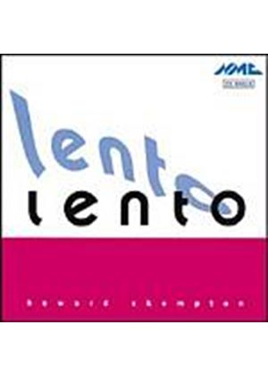 Howard Skempton - Lento (Music CD)